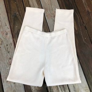 St. John basics white size 4 pants